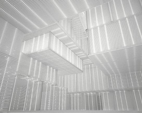 Philippe Rahm architectes, Meteorological Museum, 2008, concours  pour un musée d'Art contemporain, Wroclaw, Pologne