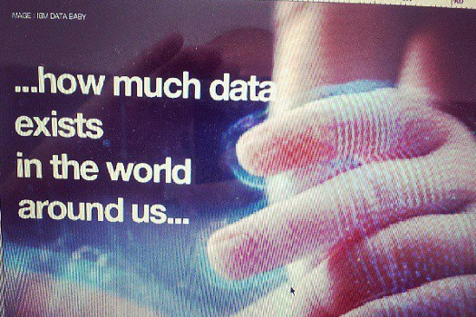 Background : DATA BABY by IBM